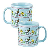 Peanuts® Ugly Sweater 20 oz. Ceramic Mug
