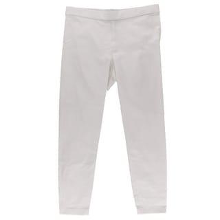 Lauren Ralph Lauren NEW White Women's Size 10X27 Capris Cropped Pants