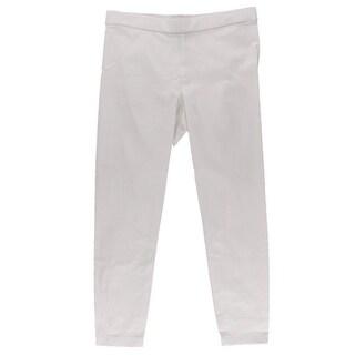 Lauren Ralph Lauren NEW White Women's Size 8 Capris Cropped Pants