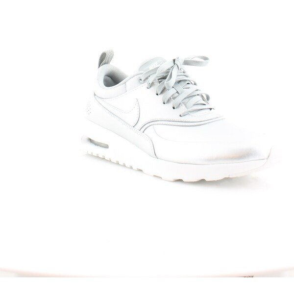Shop Nike Air Max Thea Women's Athletic Metallic Silver