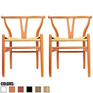 Buy Maple Finish Kitchen Dining Room Chairs Online At Overstock