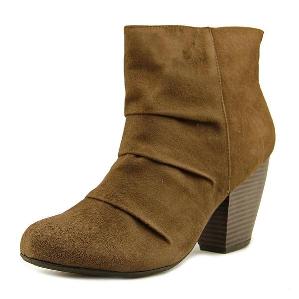 Sugar Tahoe Women Dark Brown Boots