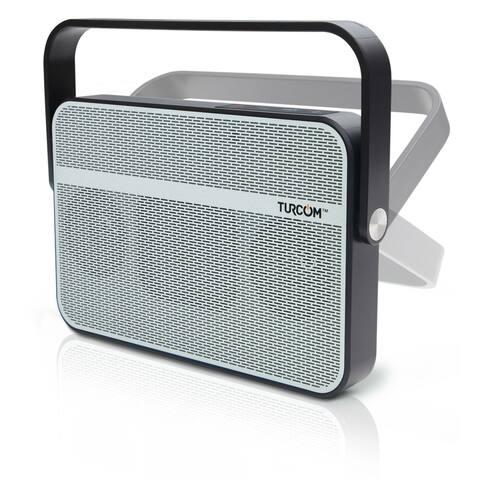 Turcom AcoustoShock Move Portable Bluetooth Speaker Dual Speaker