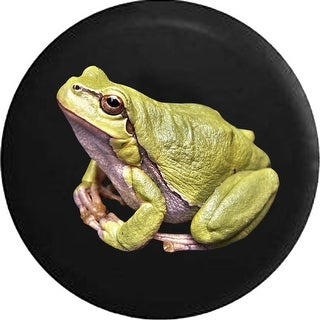 Link to Spare Tire Cover Green Realistic Frog Similar Items in Billiards & Pool