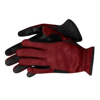 Kerrits English Gloves Womens Fleece Gripstretch Suede Palm 30337
