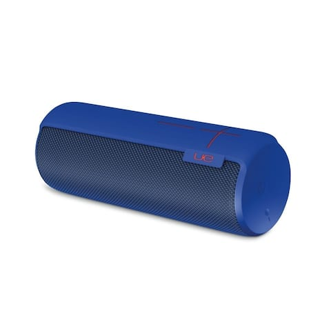 Logitech Bluetooth Portable Speaker, Blue (Certified Refurbished)