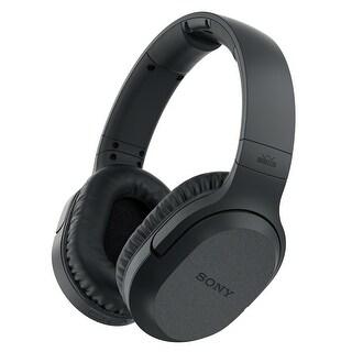 Sony MDR-RF995RK Over-Ear Wireless RF Headphones (Black)