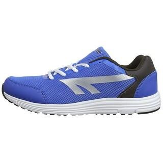 Hi-Tec Mens Pajo Low Top Lace Up Running Sneaker