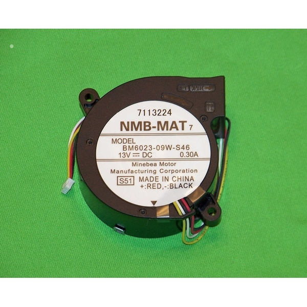 Epson Projector Lamp Fan - BM6023-09W-S46 - Read Description