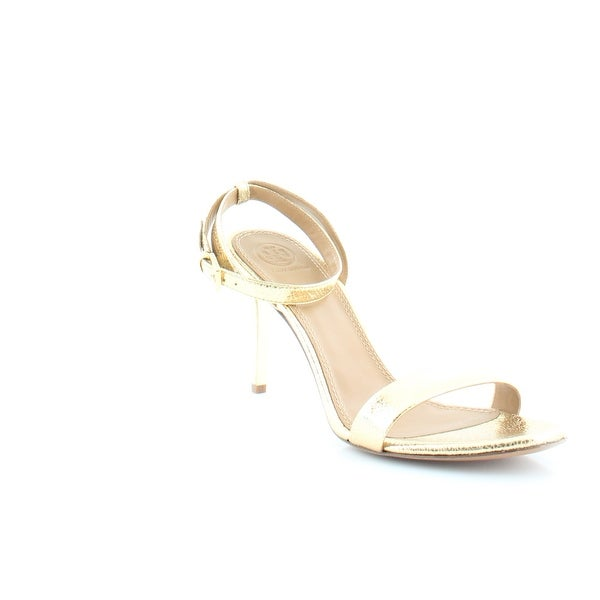 Tory Burch Elana Women's Heels Gold