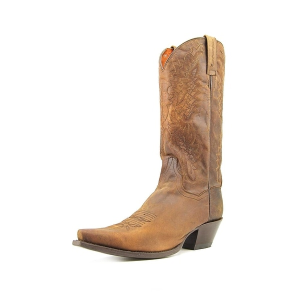 Dan Post Santa Rosa Bay Women Pointed Toe Leather Western Boot