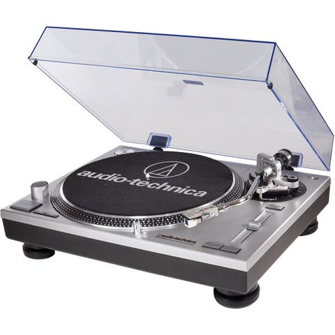 Audio-Technica AT-LP120-USB Professional Turntable (Refurbished)