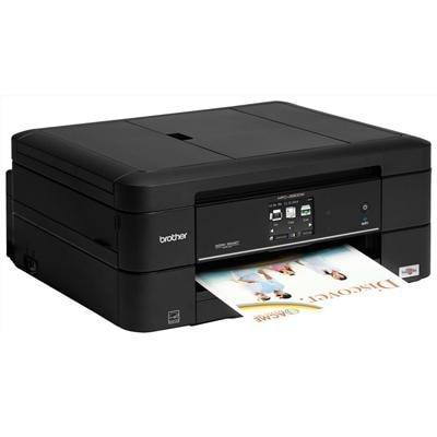 Brother International - Mfc-J680dw - Worksmart Inkjet All In One