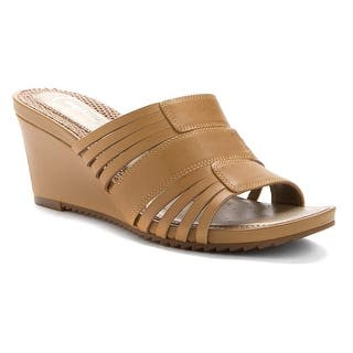6584084a3f7 Buy High Heel Easy Spirit Women s Sandals Online at Overstock.com ...