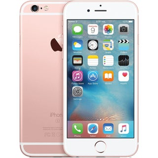 Apple iPhone 6S 16GB - GSM Unlocked Rose Gold (Refurbished)