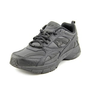 Dr. Scholl's Friday Men W Round Toe Leather Sneakers