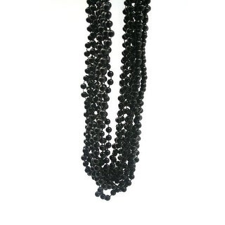 Black Beads : package of 12