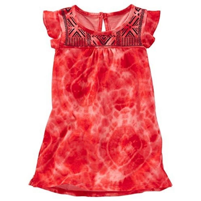 Girl's Dress Size 7 Platinum Grey Colour Osh Kosh