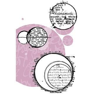 Carabelle Studio Cling Stamp A6 By Ana Bondu-Les Geometriks #2