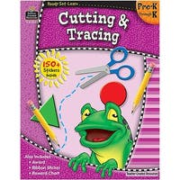 Ready Set Learn Cutting & Tracing