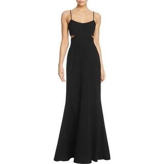 JILL Jill Stuart Womens Evening Dress Sleeveless Cut-Out
