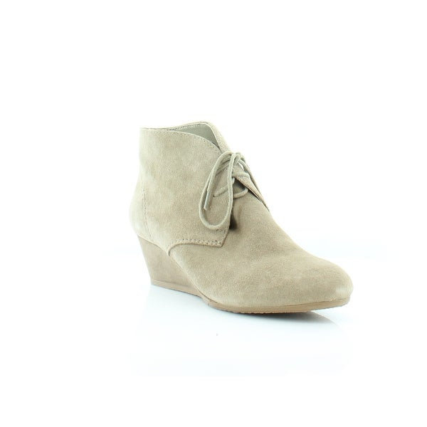Nine West Laineo Women's Boots Taupe - 9.5