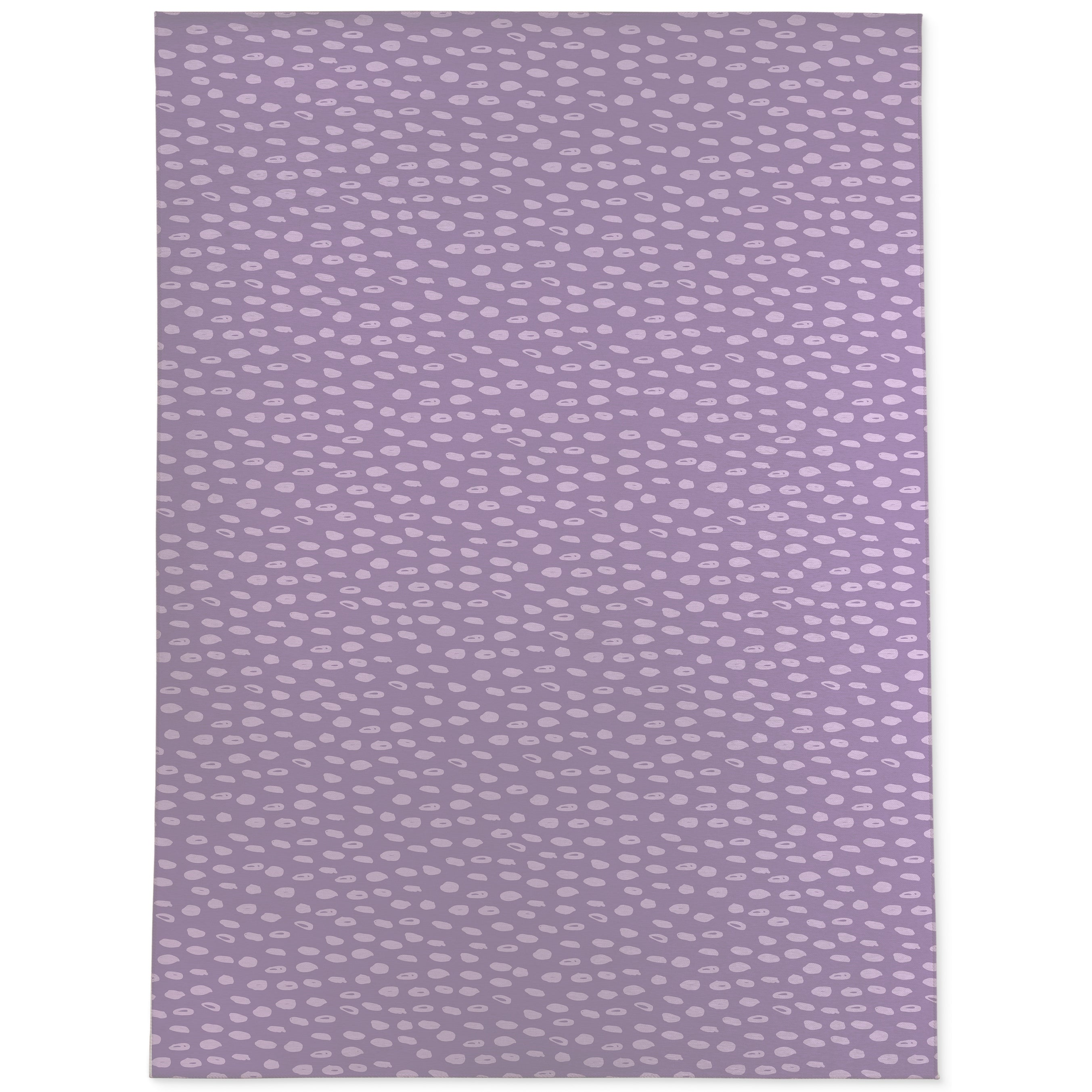 Polka Dot Abstract Lavender Area Rug By Kavka Designs Overstock 31888497