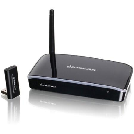 Iogear Guwavkit4b Wireless 1080P Computer To Hd Display Kit