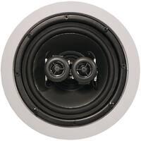 "Architech Ap-611 6.5"" 2-Way Single-Point Stereo In-Ceiling Loudspeaker"