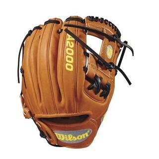 """Wilson Baseball Infield Glove A2000 11.5"""" DP15 Mitt RHT WTA20RB18DP15"""