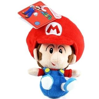 "Super Mario Brothers 5"" Plush Baby Mario - multi"