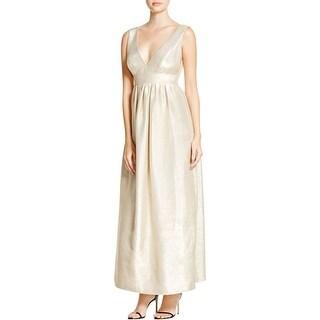 Jill Stuart Womens Formal Dress Metallic Prom