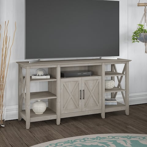 The Gray Barn Tall TV Stand for 65 Inch TV