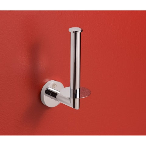"""Bissonnet 779210 Varuna 2-1/8"""" Single Bar Wall Mounted Spare Toilet Tissue Holder - CHROME - n/a"""