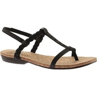 The North Face Womens Bridgeton Leather Open Toe Casual Ankle Strap Sandals