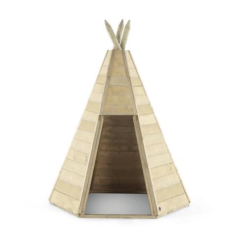 Plum Wooden Teepee Hideaway