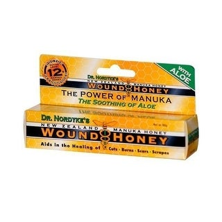 Eras Natural Sciences Dr. Nordyke'S New Zealand Manuka Honey - Wound Honey - 80