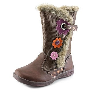 Beeko Makayla II Round Toe Synthetic Winter Boot
