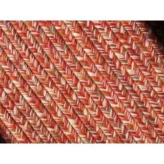 Nuloom Handmade Casual Braided Blue Rug 8 X27