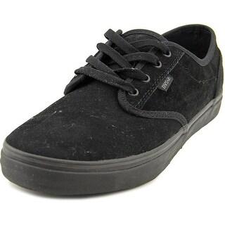 DVS Rico CT Round Toe Suede Skate Shoe
