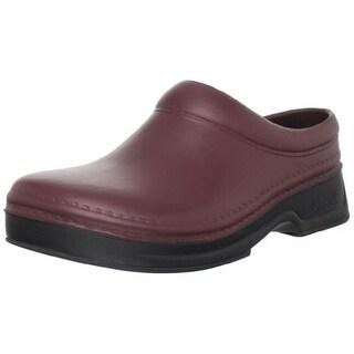 Klogs Womens Springfield Closed Back Slip Resistant Clogs - 12 medium (b,m)