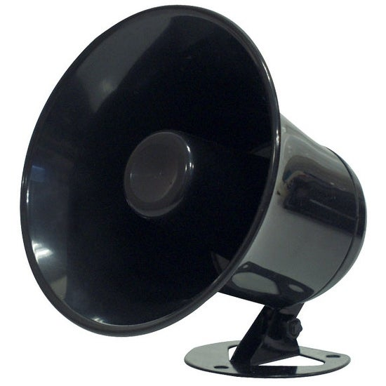 All Weather 5'' PA Mono Extension Horn Speaker