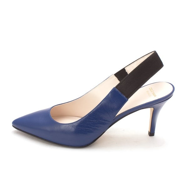 Cole Haan Womens Marlissam Pointed Toe SlingBack Classic Pumps - 6