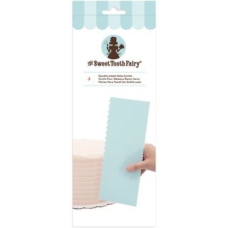 Sweet Tooth Fairy Cake Combs 3/Pkg-