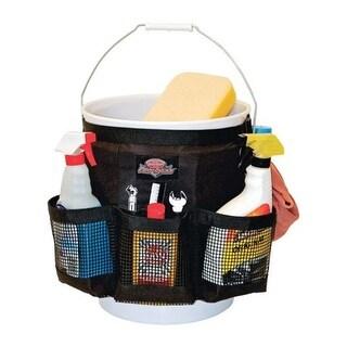 Bucket Boss AB30060 Wash Bucket Organizer Black