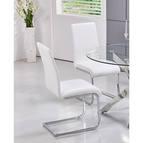 Best Master Furniture T01 Dining Side Chairs (Set of 2)