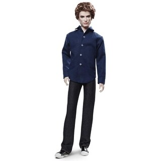 Barbie Twilight Saga Jasper Doll - multi