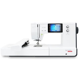 Link to Bernina Bernette B79 Deco Sewing and Embroidery Machine - White Similar Items in Sewing & Quilting