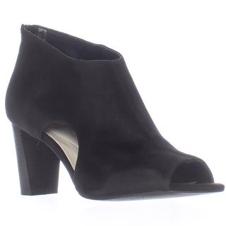 A35 Myelles D'Orsay Ankle Boots - Black