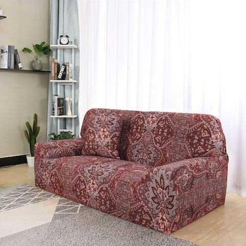 Chair Loveseat Sofa Slipcover Elastic Furniture Protector